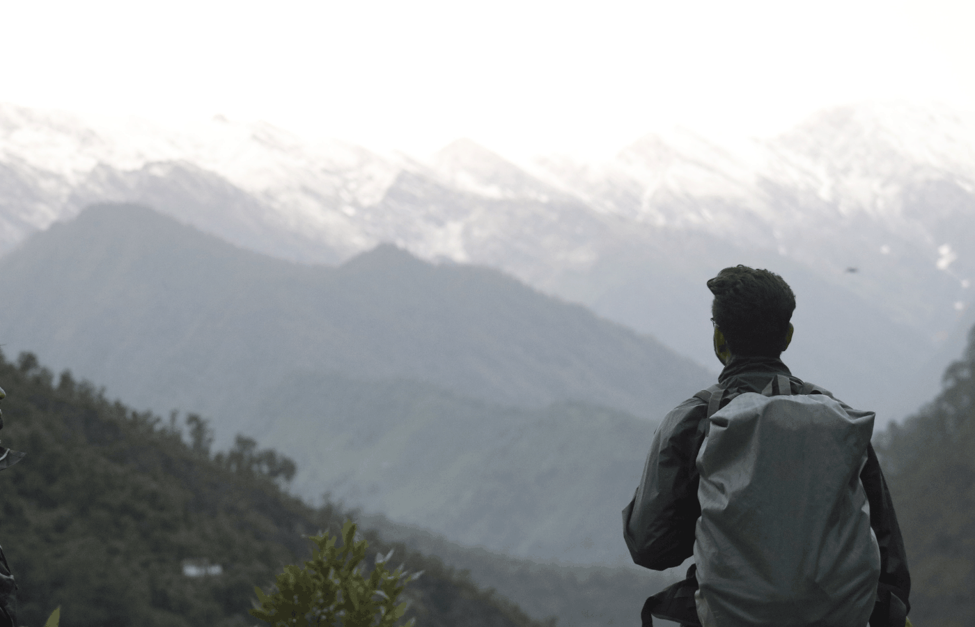 backpacking without a sleeping bag